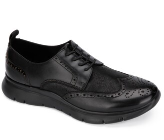 Kenneth Cole New York Trent Wingtip Lace-Up Sneaker
