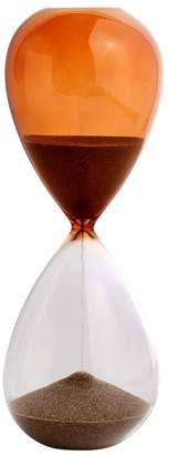 Hourglass Hay TIME LARGE