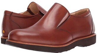 Samuel Hubbard Frequent Traveler (Black) Men's Shoes
