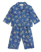 Powell-Craft Powell Craft Floral Pyjama Set