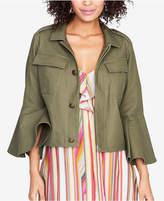 Rachel Roy Bell-Sleeve Utility Jacket, Created for Macy's