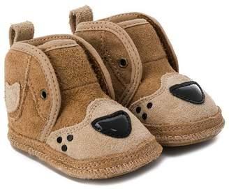 UGG bear design boots