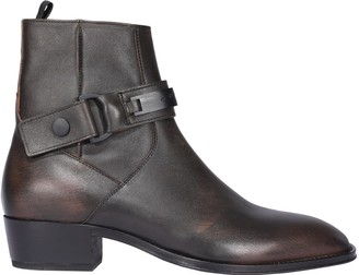 Represent Strapped Chelsea Boots