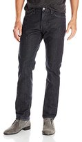 Agave Men's Pragmatist Classic Cut Straight Leg 5-Pocket Zip Fly Jean
