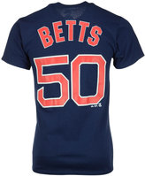 Majestic Men's Mookie Betts Boston Red Sox Player T-Shirt