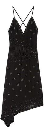 Ramy Brook Layna Eyelet High/Low Dress
