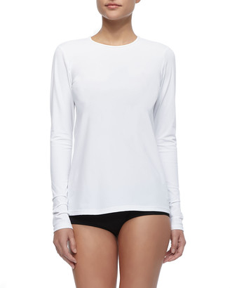 Cover Perfect UPF 50 Long-Sleeve Swim Tee