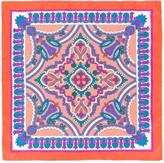 Eredi Chiarini All-Over Print Scarf