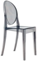 Kartell Two-Piece Victoria Ghost Chairs