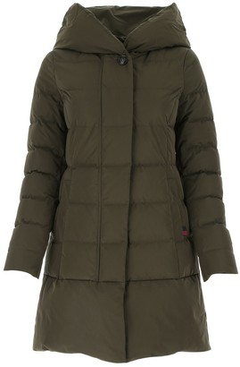 Woolrich Prescott Down Parka Coat