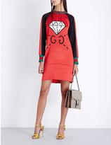 Gucci GucciGhost silk dress