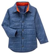 Crazy 8 Quilted Shirt Jackets