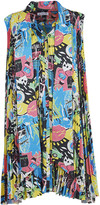 Balenciaga Printed Sleeveless Dress