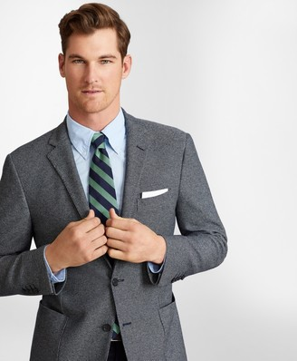 Brooks Brothers Regent Fit Jersey Knit Sport Coat