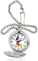 Disney Mickey Mouse Mens Pocket Watch-56403-3467