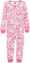 Tea Collection Winged Thing Baby Pajamas (Baby & Toddler Girls)