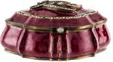 Jay Strongwater Embellished Enamel Box