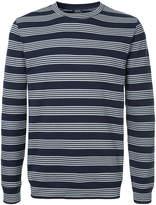 A.P.C. striped long-sleeved T-shirt