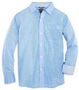 Nautica Boys' Gingham Button Down Shirt - Sizes S-XL