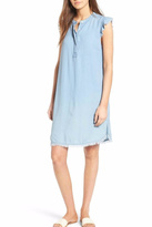 Splendid Chambray Shift Dress
