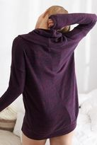 aerie Real Soft® Cowl Neck Sweatshirt