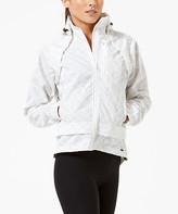MPG Women's Non-Denim Casual Jackets White - White Beacon Jacket - Women