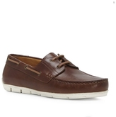 Vince Camuto Don – Grained Leather Boat Shoe