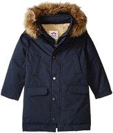 Appaman Pratt Down Parka (Toddler/Kid) - Dress Blues - 3T