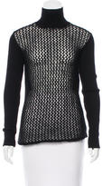 Antonio Berardi Wool Knit Sweater