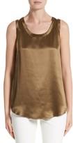 Lafayette 148 New York Women's Perla Reversible Silk Blouse