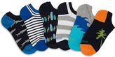 Stride Rite 6PK Surfing Shawn Socks