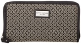 Tommy Hilfiger Core Wallets Zip Around Mini Signature