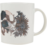 Emma Cook **Xmas Print Mug By For Topshop