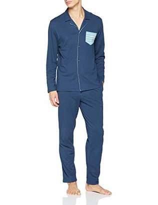 Athena Men's Rayures Pyjama Set,(Size: 7)