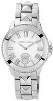 Vince Camuto Women's VC/5049SVSV Stainless Steel Swarovski Crystal-Accented Watch