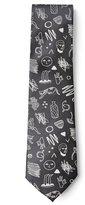 Frank & Oak Sketchbook Tie in Black