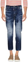 DSQUARED2 Denim pants - Item 42562402