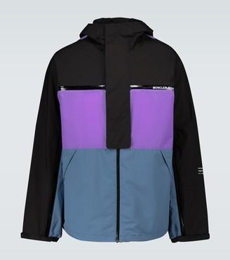 MONCLER GENIUS 7 MONCLER FRAGMENT Warren colorblocked jacket