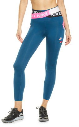 Nike One Luxe Icon Clash Dri-FIT 7/8 Tights