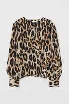 Thumbnail for your product : H&M Crepe blouse