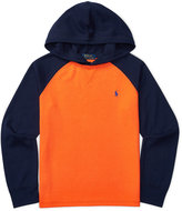 Ralph Lauren Colorblocked Hoodie, Big Boys (8-20)