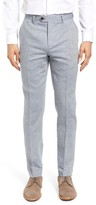 Ted Baker Men's Maltro Cotton & Linen Blend Slim Fit Trousers