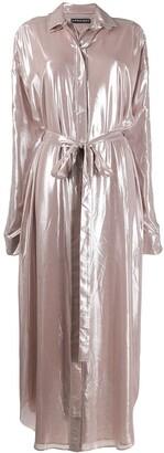 Y/Project Disco shirt dress
