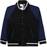 """De-Luxe DELUXE Black """"Pinball"""" Wool Jacket"""