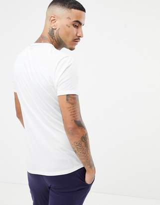 Paul Smith lounge t-shirt in white