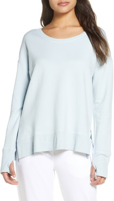 The White Company Side Split Sweatshirt