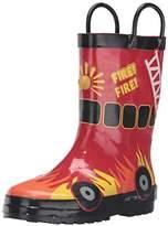 Joseph Allen Boys' JA27048B-K Rain Boot
