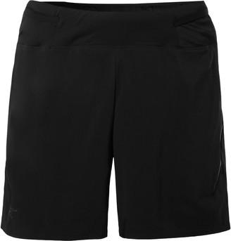Arc'teryx Motus Slim-Fit Teslin Running Shorts - Men - Black
