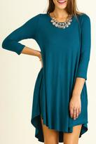 Umgee USA The T-Shirt Dress