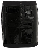 Tom Ford Embossed Patent Leather Miniskirt